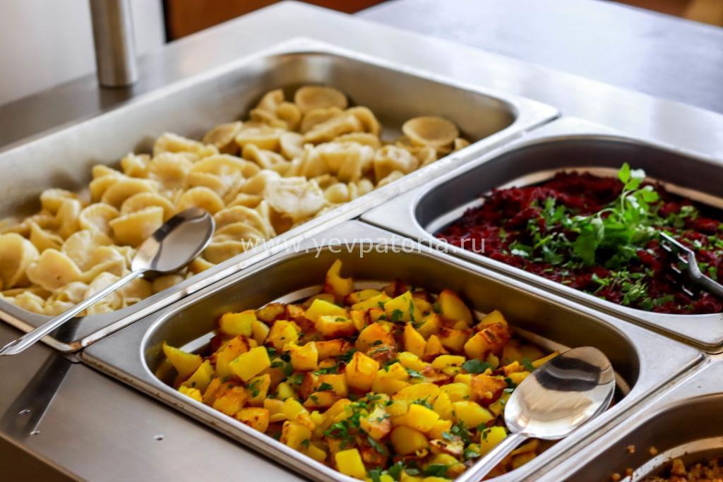 картинки еды в столовой